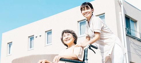 老人ホーム運営
